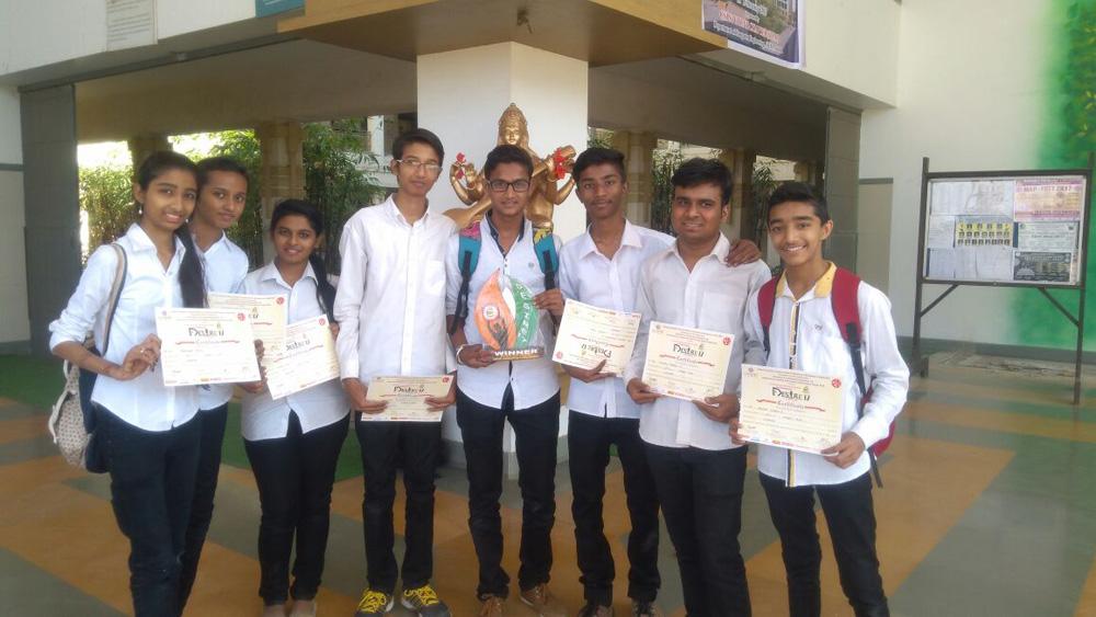 Student Achievements @ Sp