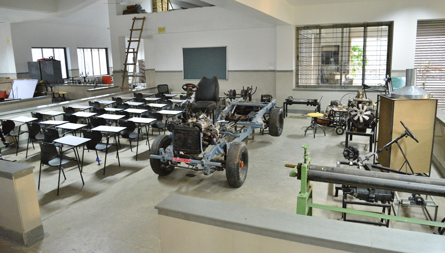 Automobile Lab