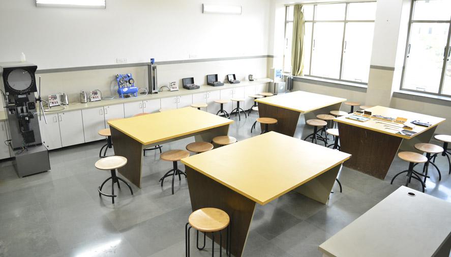 Metrology & Quality Control Lab